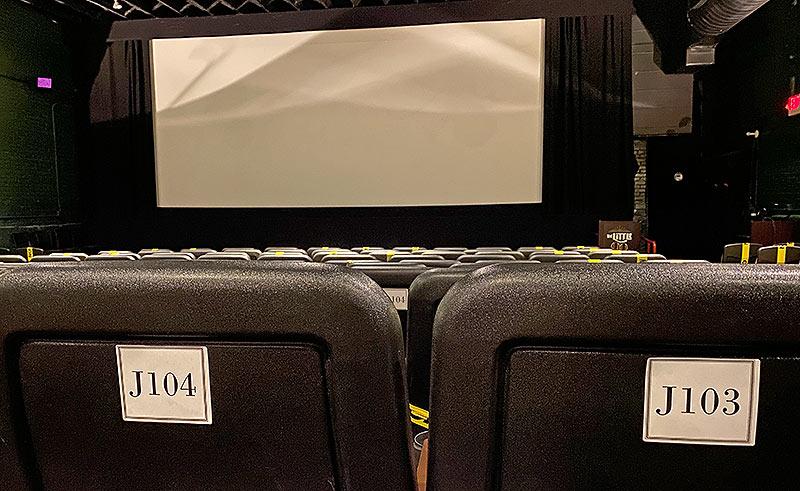 L5 Assigned Seats