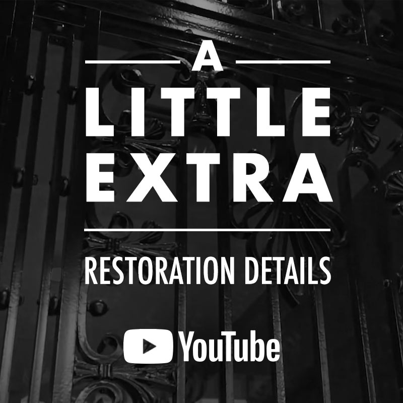 A Little Extra YouTube Series
