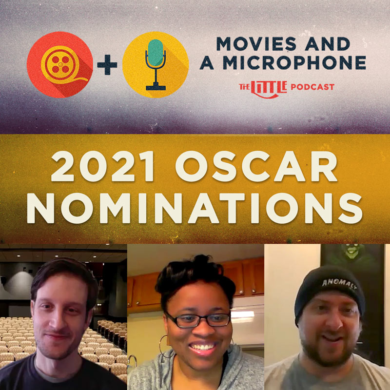 Movies and A Microphone - 2021 Oscars