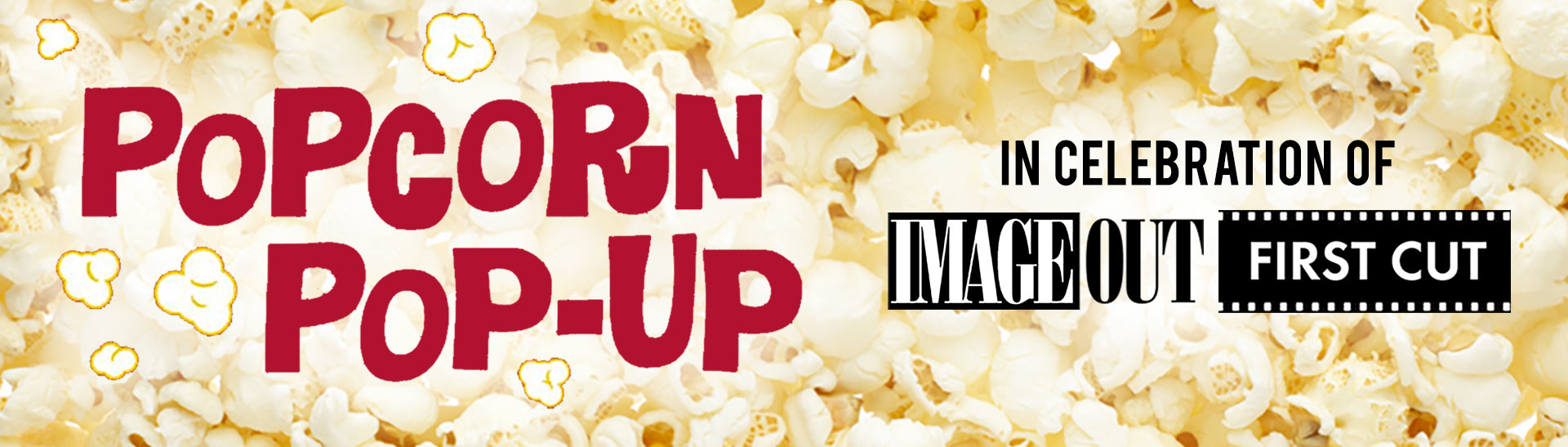 Popcorn Pop-Up in support of ImageOut