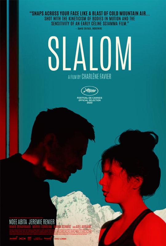 Poster - Slalom
