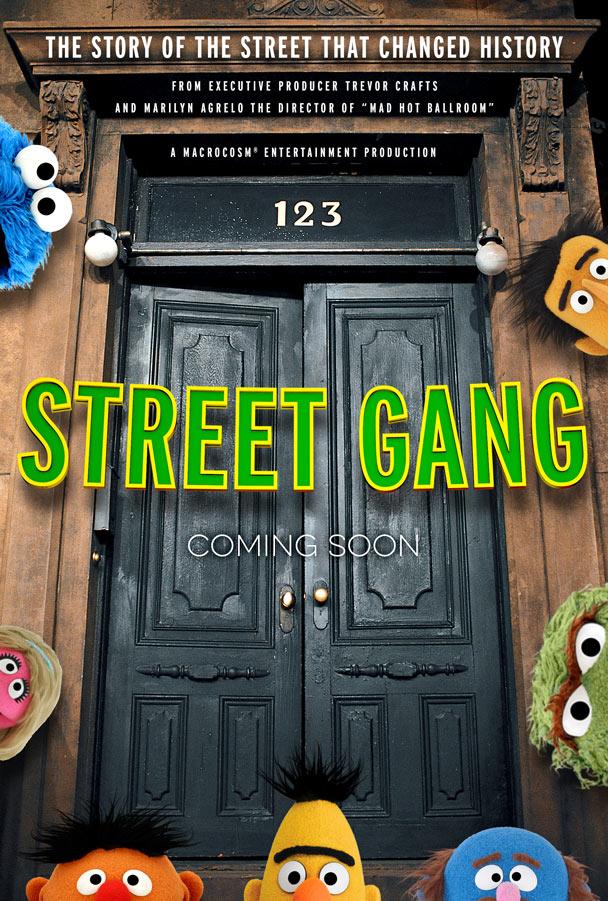 Poster - Street Gang