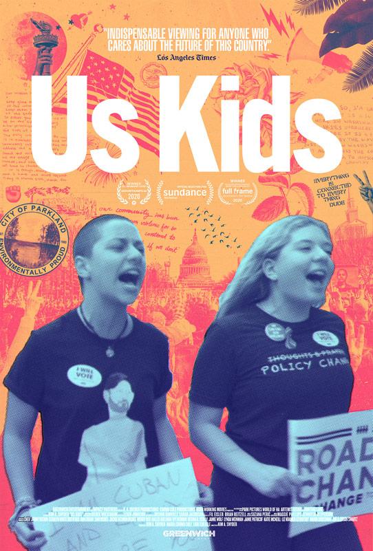 Us Kids - Poster
