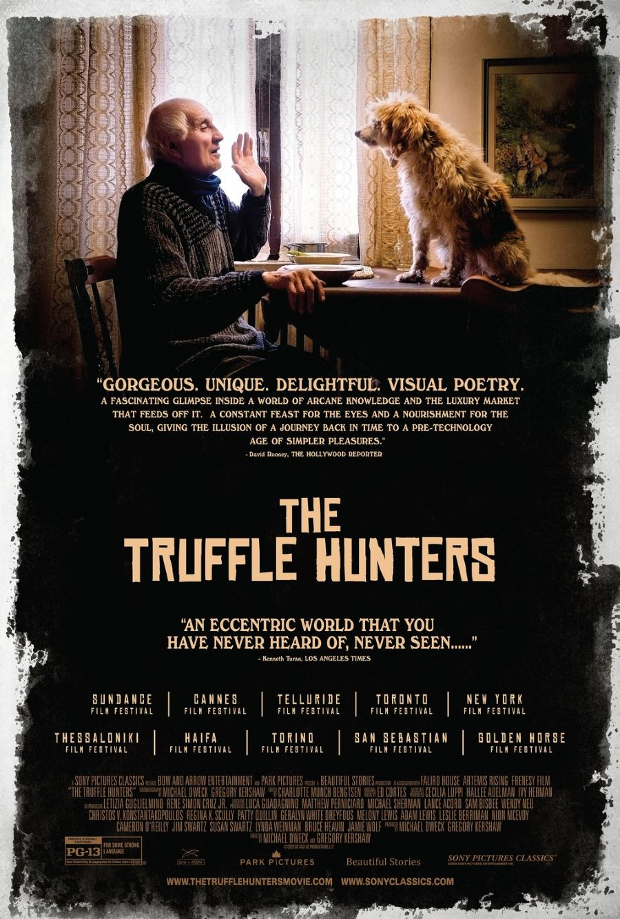 The Truffle Hunters poster