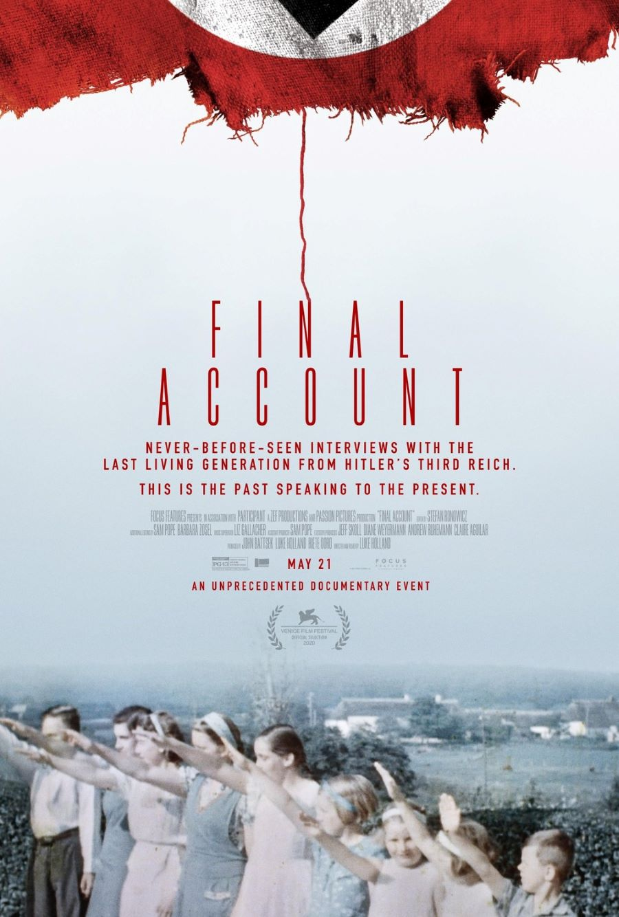 Final Account poster