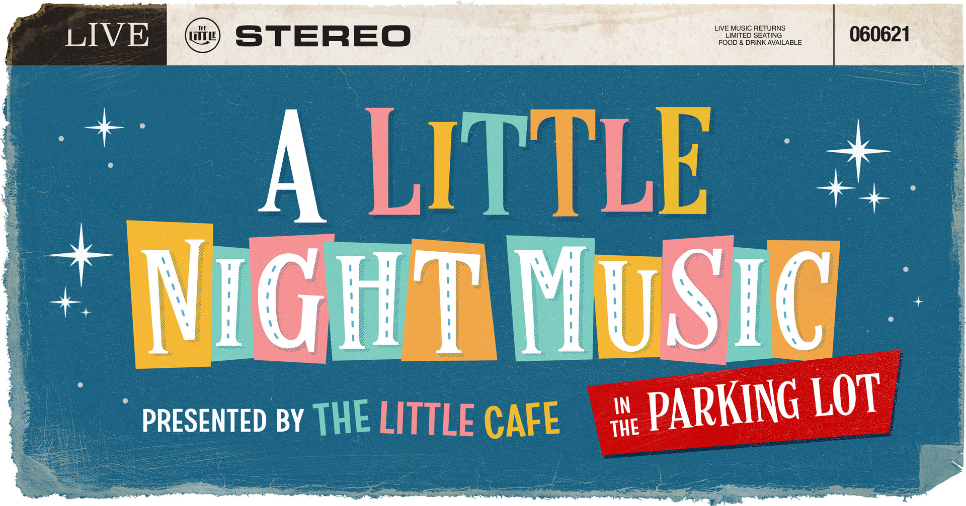 A Little Night Music: in the Parking Lot