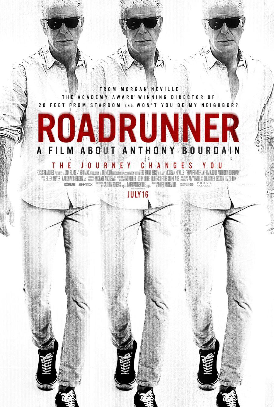 Roadrunner: Anthony Bourdain