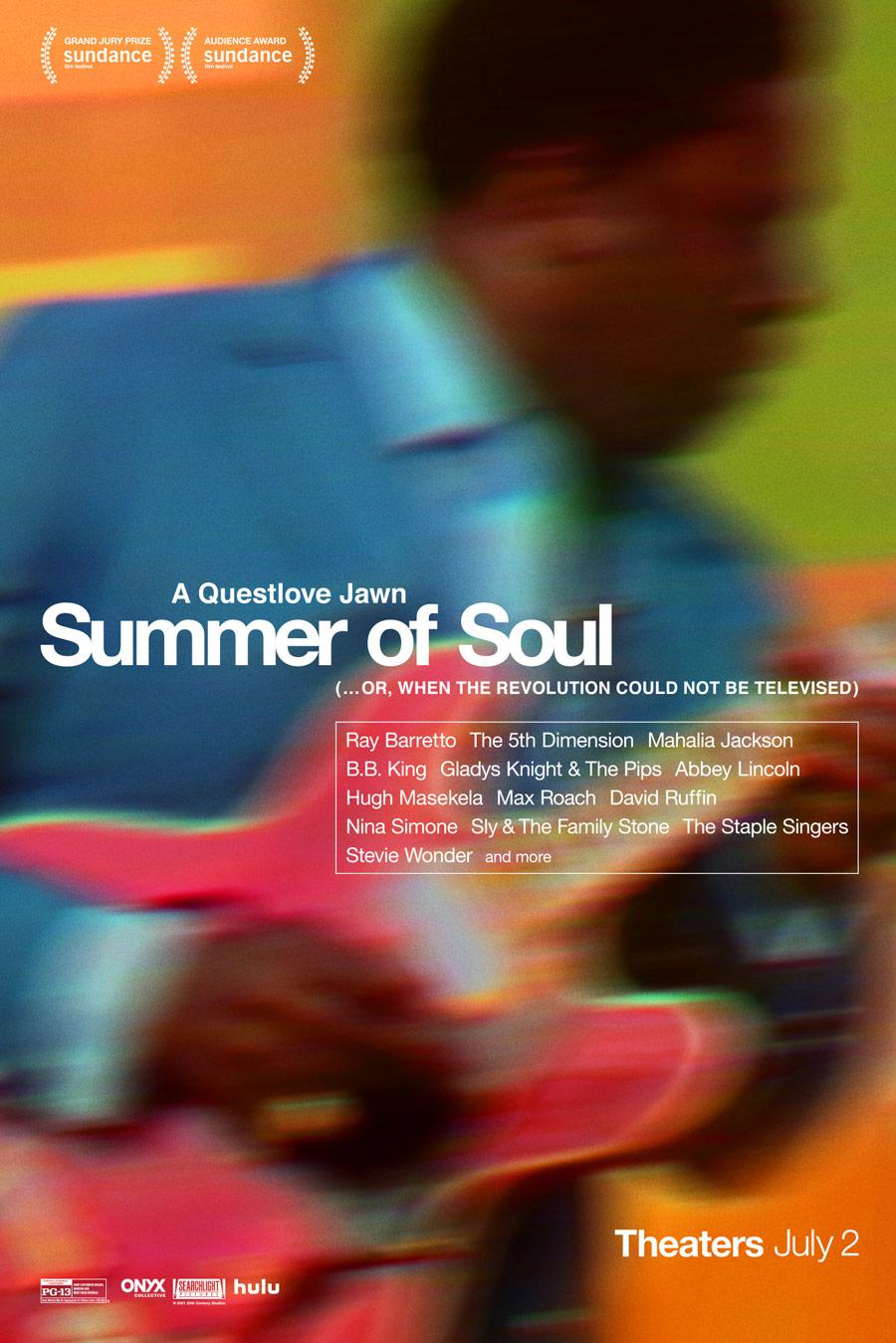 Summer of Soul - poster