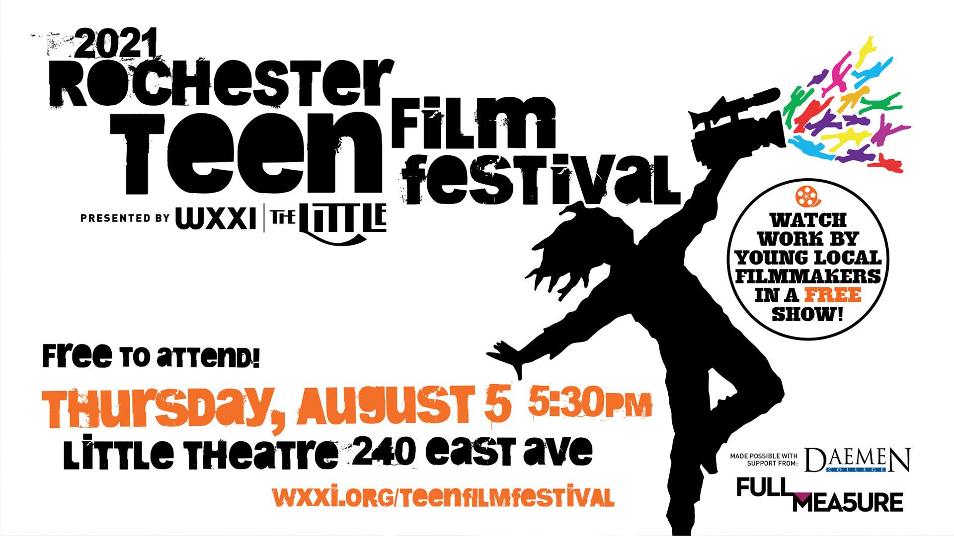 Rochester Teen Film Festival