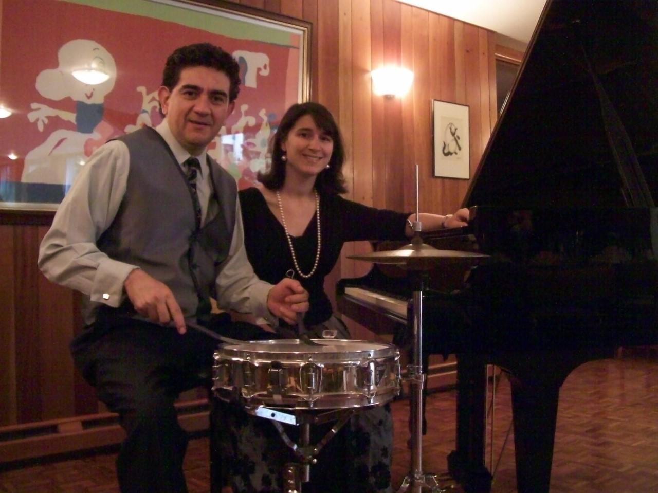 Laura Dubin & Antonio Guerrero