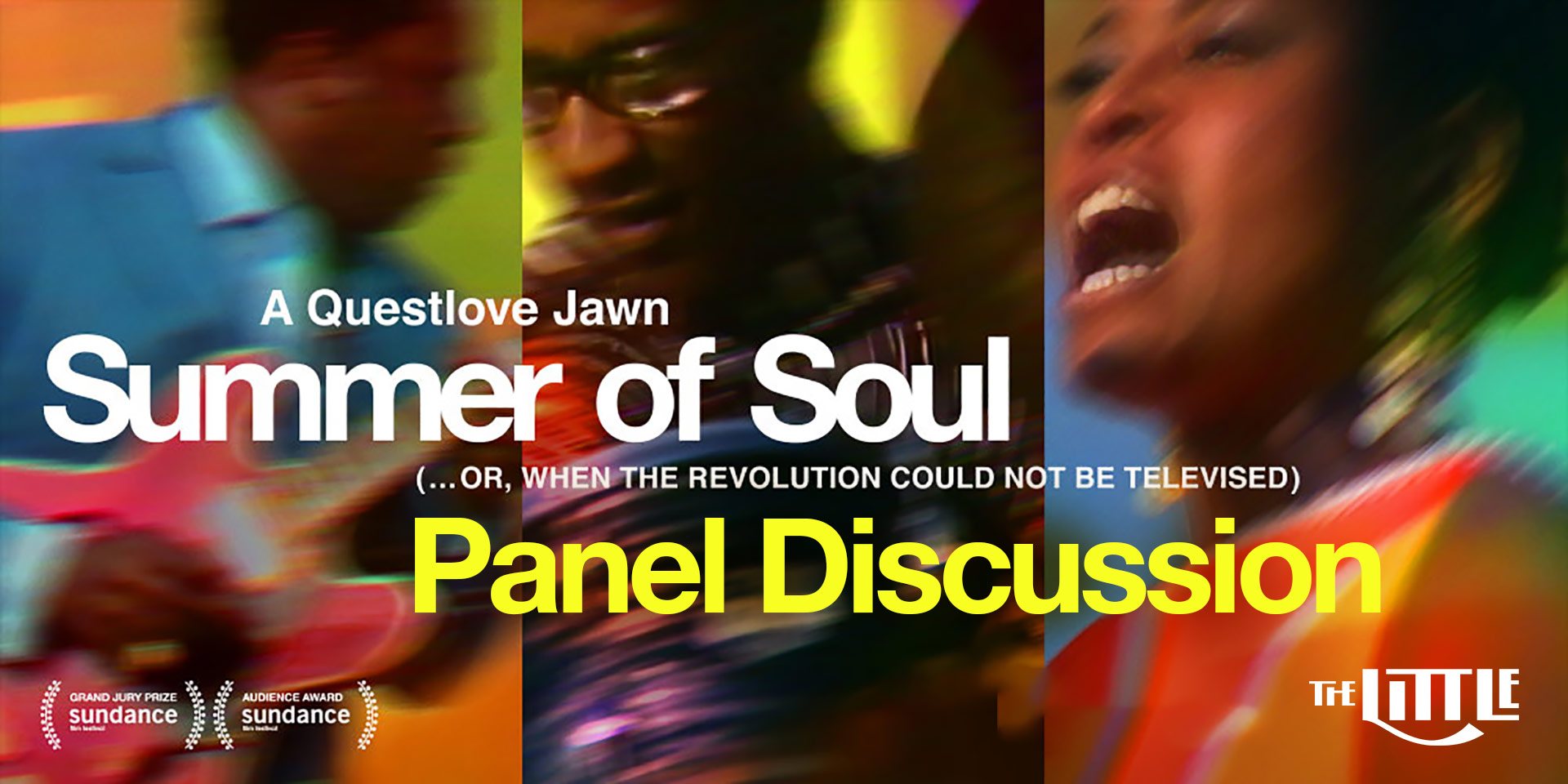 Summer of Soul - Panel Discussion