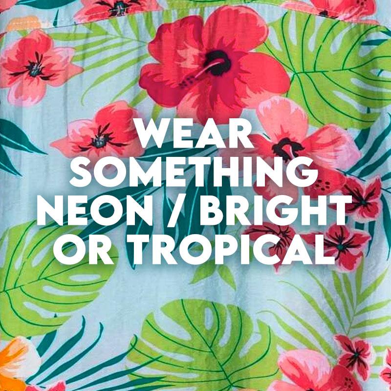 Wear Something Bright