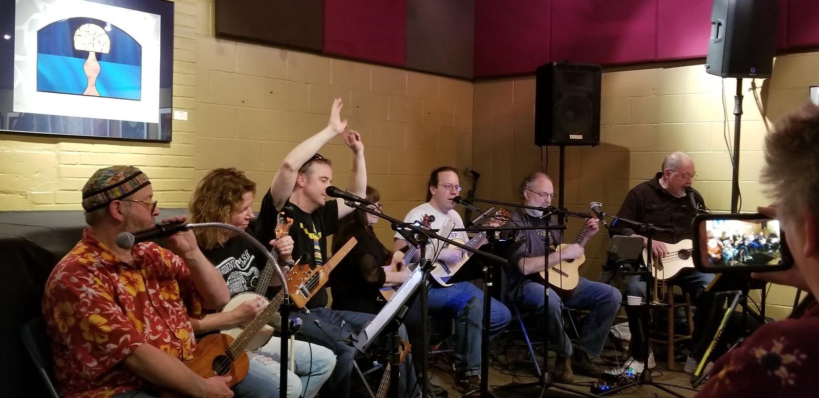 Rochester Ukulele Orchestra