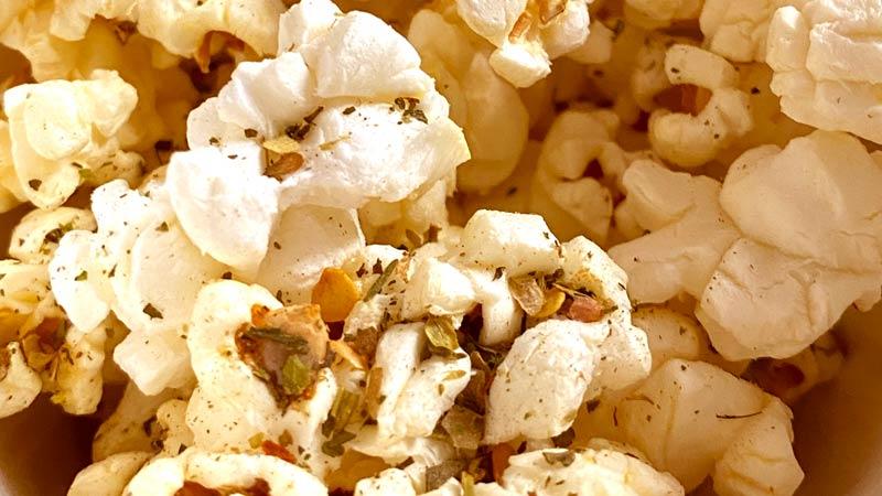 Pizza Popcorn Seasoning