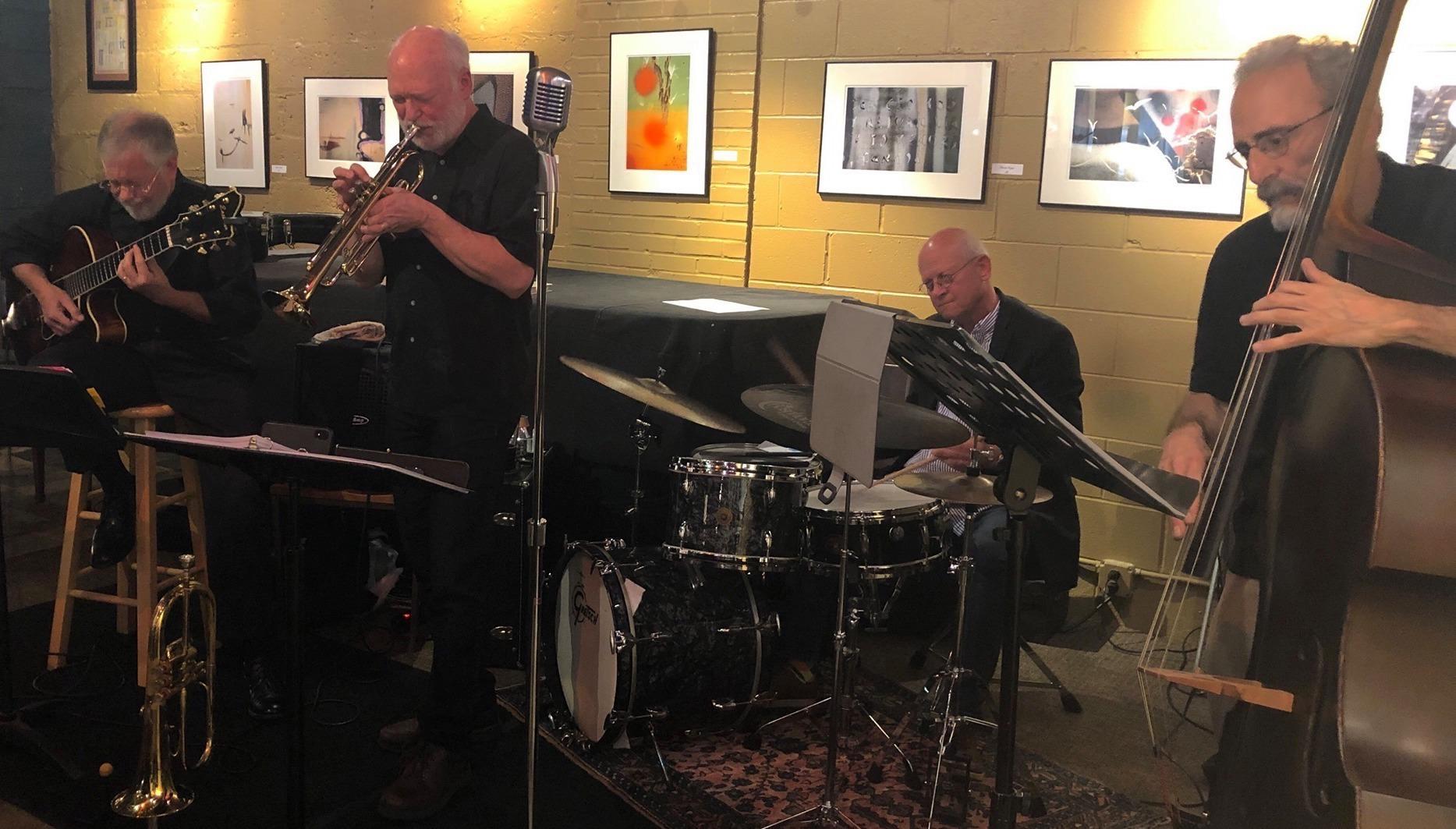 Mid-Century Modern Jazz Quartet