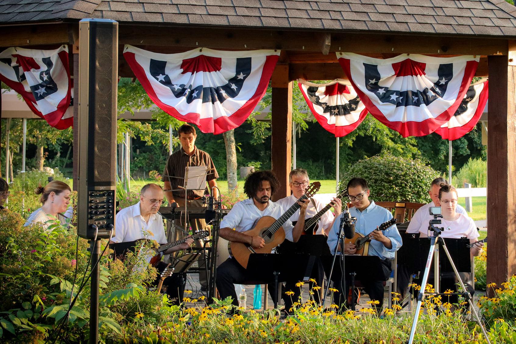 Rochester Mandolin Orchestra